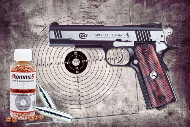 Co2-Pistolen