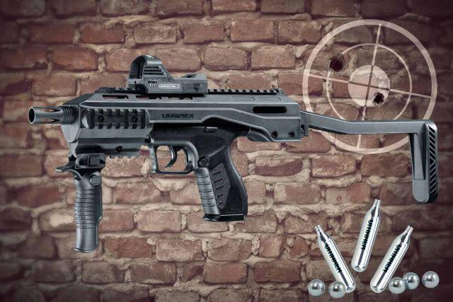 Co2 Waffen