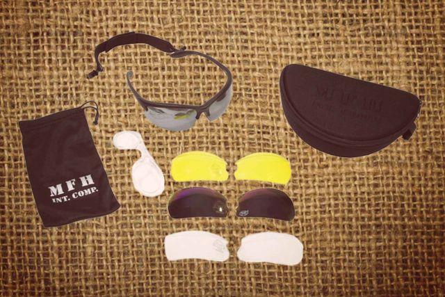 Schutzbrille für Luftgewehr und Luftpistole kaufen