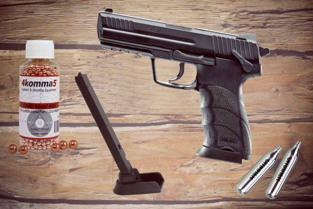 Zubehör für Luftpistole kaufen