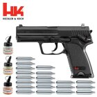 Superset Heckler & Koch USP 4,5 mm BB (P18) Co2-Pistole