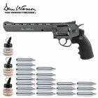 Superset Co2 Revolver Dan Wesson 8 4,5 mm Stahl BB (P18)