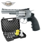 Kofferset Legends S40 Co2-Revolver 4,5 mm Diabolo (P18)