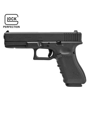 Glock 17 GEN4 Softair-Pistole Kaliber 6 mm BB Gas Blowback (P18)