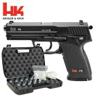 Komplettset Heckler & Koch P8 Softair-Co2-Pistole Kaliber 6 mm BB NBB (P18)