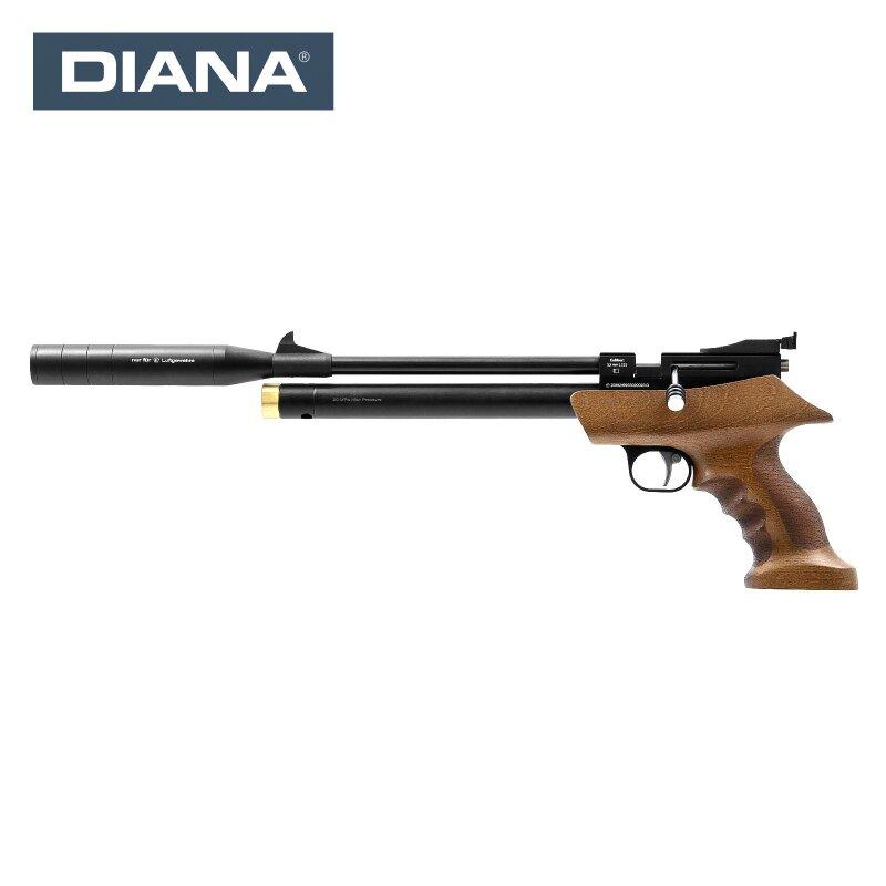 Diana Bandit Pressluftpistole Kaliber 4,5 mm Diabolo (P18)