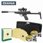 SET Diana LP8 Magnum Tactical Set - 4,5 mm Diabolo (P18) + Red Dot + Koffer