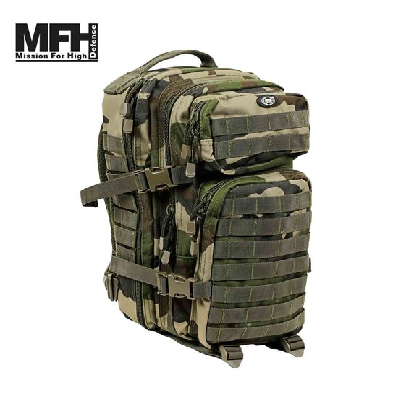 6bd44a39f0047 MFH High Defence US Rucksack Assault I CCE Tarn 30 l