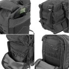 MFH High Defence US Rucksack Assault I Laser Night-Camo 30 l