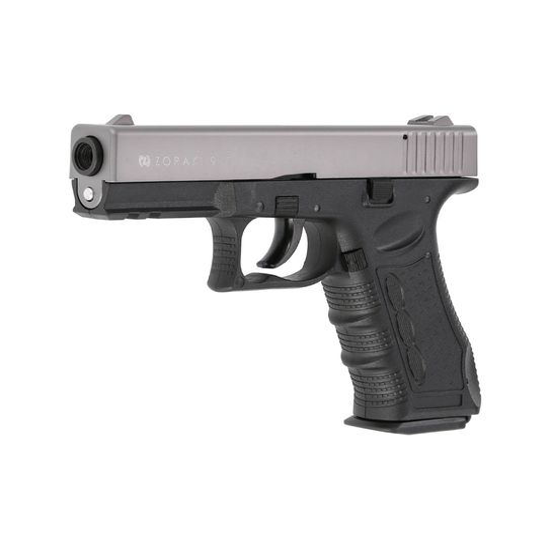 Set Zoraki 917 Schreckschuss Pistole Titan 9 Mm P A K P18 50 Pla