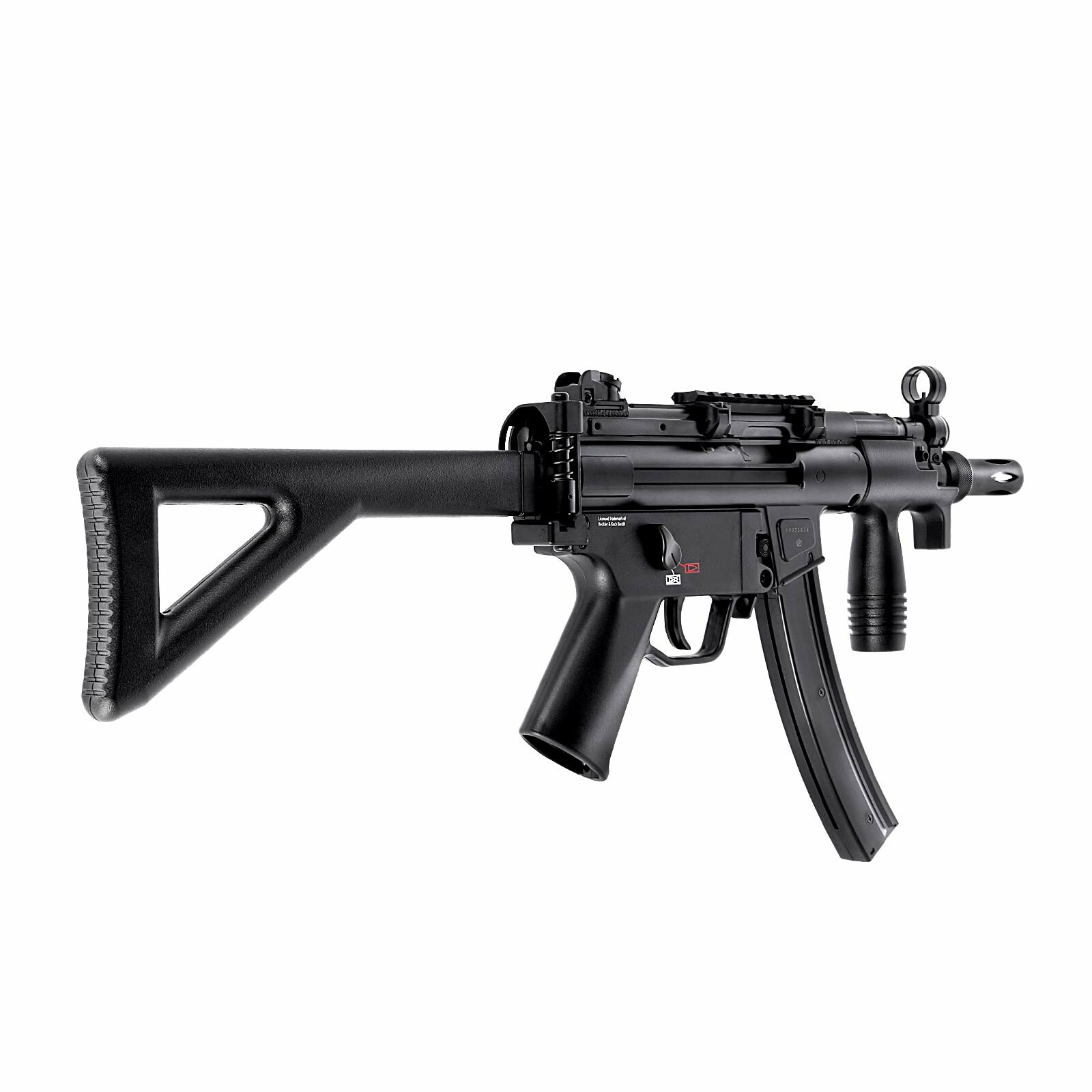 Heckler & Koch MP5 K-PDW Co2 Kaliber 4.5 Mm Stahl BB