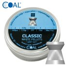 COAL White Pellets - Classic - 4,5 mm Diabolos