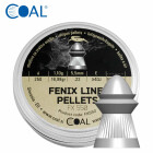 COAL Fenix Line Pellets - 5,5 mm Diabolos